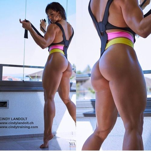 muscle bootylicious