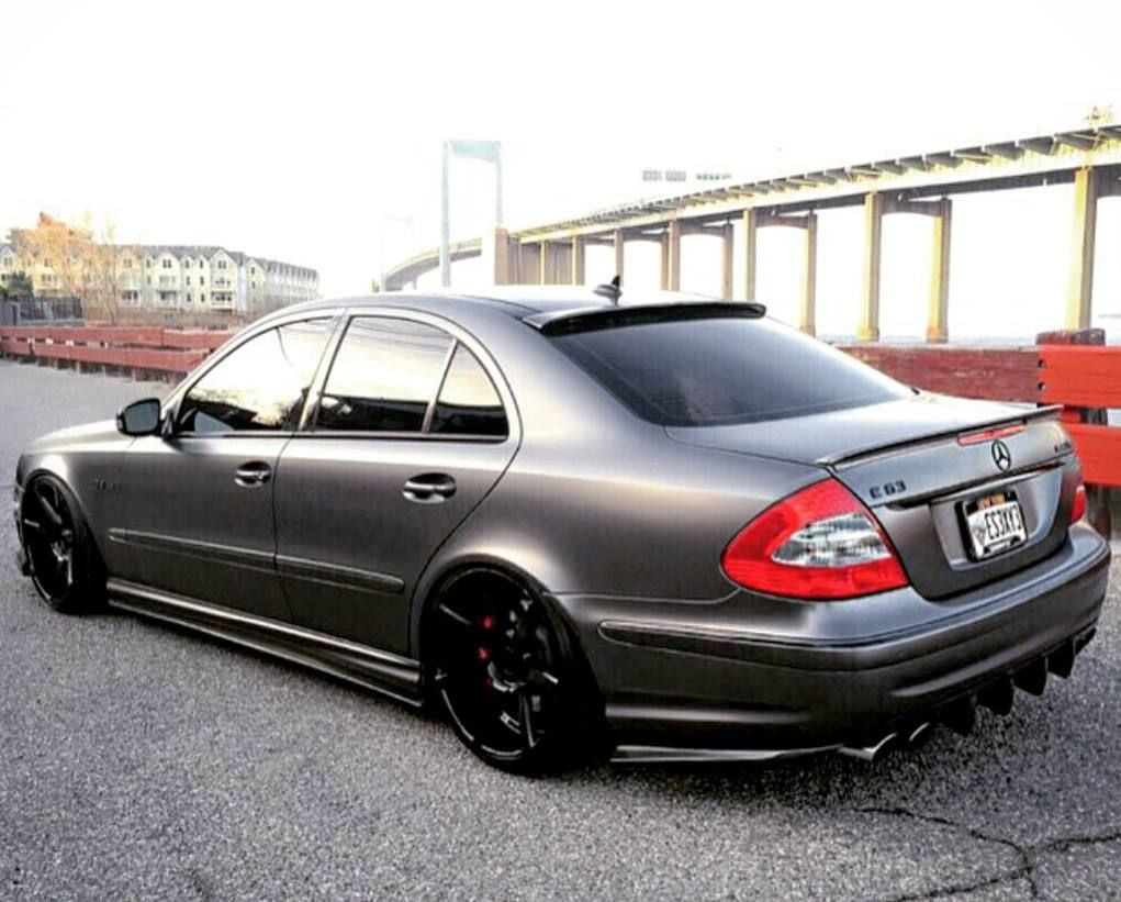 3 401 Likes 18 Comments Mercedes Benz W211 W211mercedes On