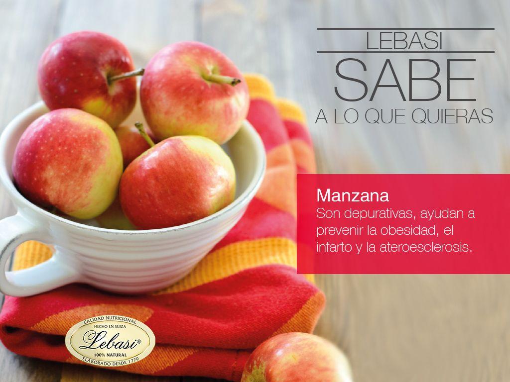 Manzana con Lebasi