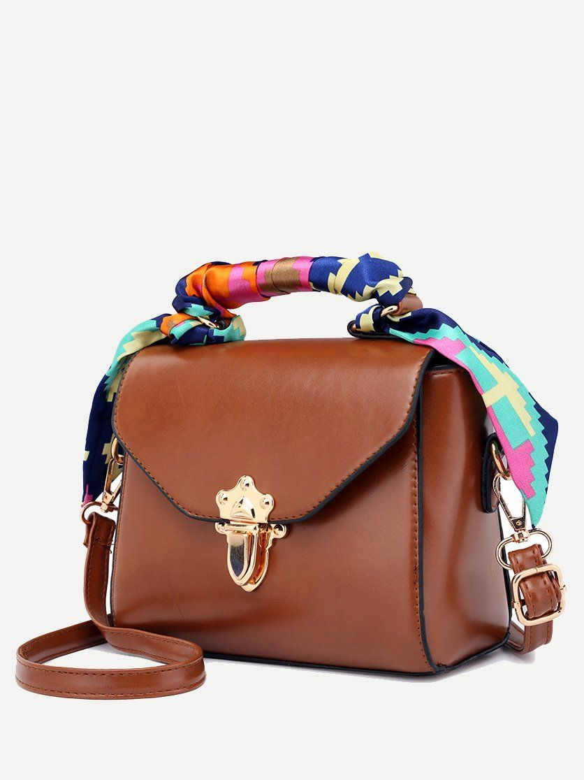 35036e68e2 Twilly Scarf Push Lock Shoulder Bag in 2019 | Twilly | Bags ...