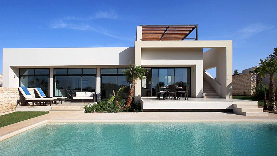 VillaNovo - Villa Agadir - Piscine A R C H I T Ξ C T U R Ξ - location de villa a agadir avec piscine