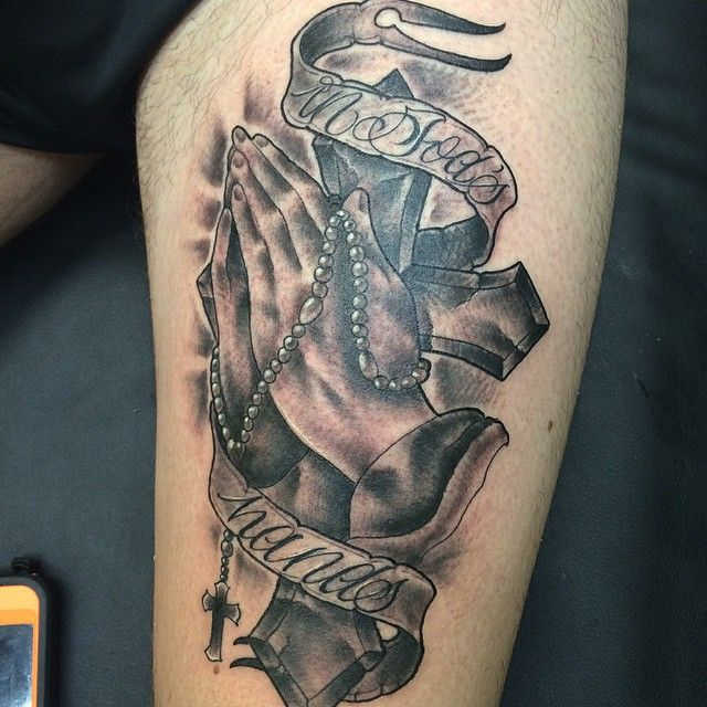 665c75c879b54 nice 60 Praying Hands Tattoo Designs - Show Your Devoutness and Religious  Belief Check more at