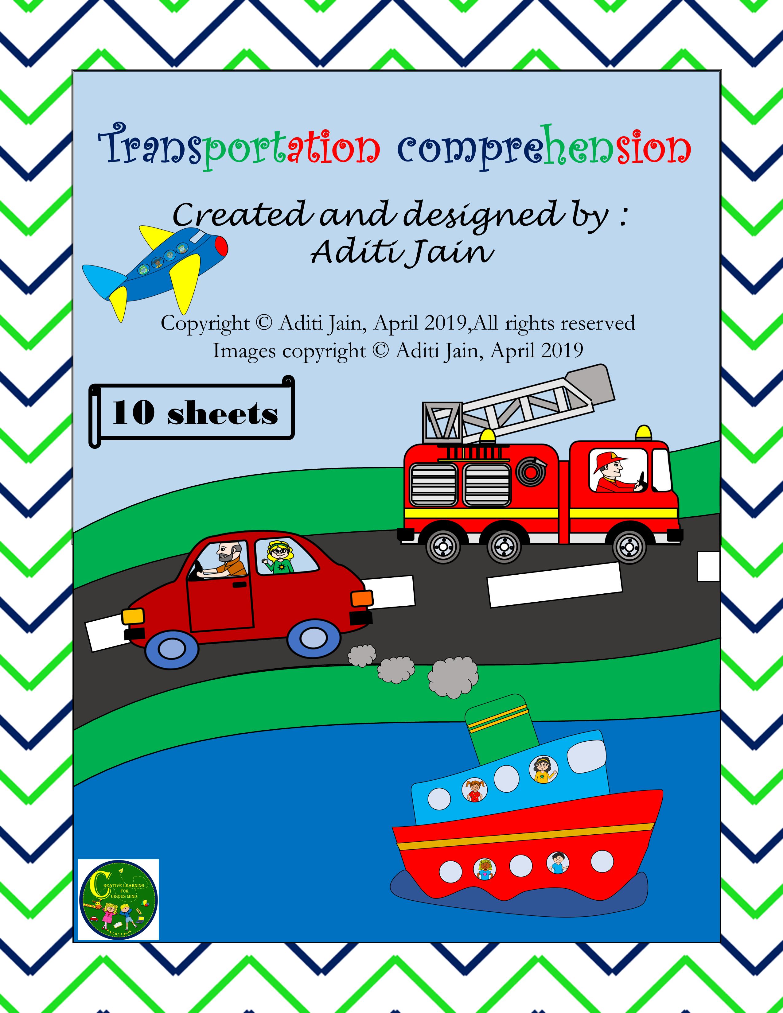 Transportation Reading Comprehension