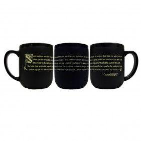 Game of thrones night's watch oath mug