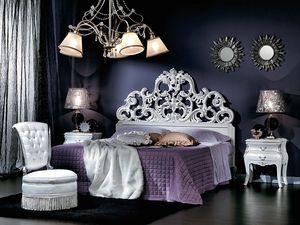 Arredamento Barocco ~ Letto letto barocco matrimoniale per albergo di lusso