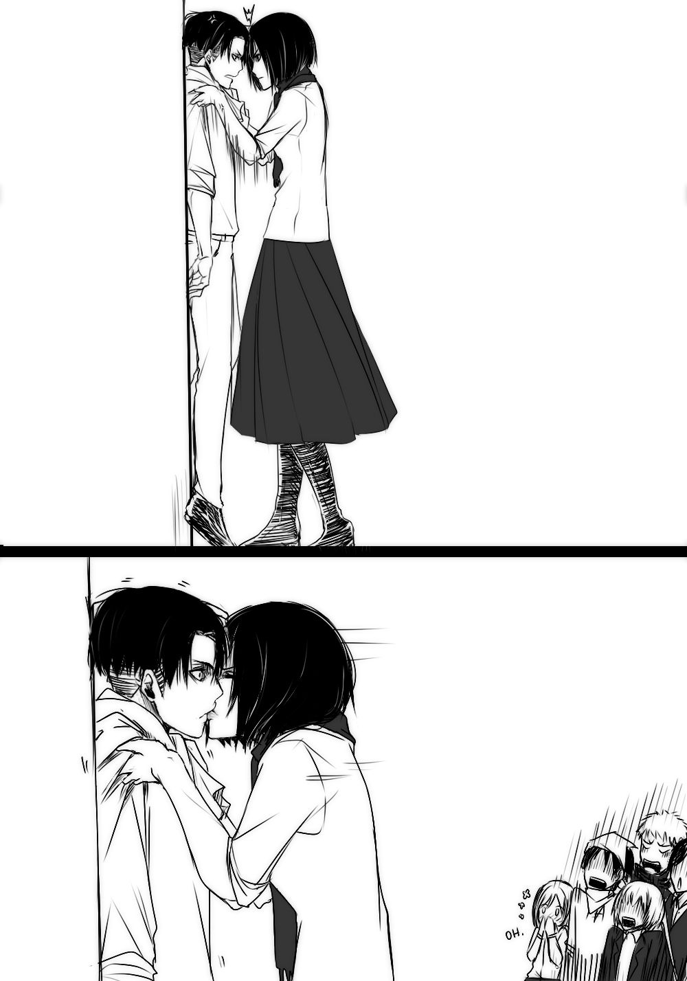 mikasa and levi relationship advice