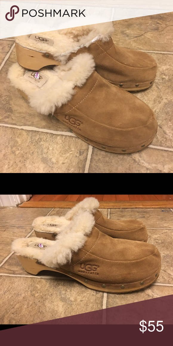 f19103f809 Uggs sleepers Used in good condition size 9 UGG Shoes Mules   Clogs