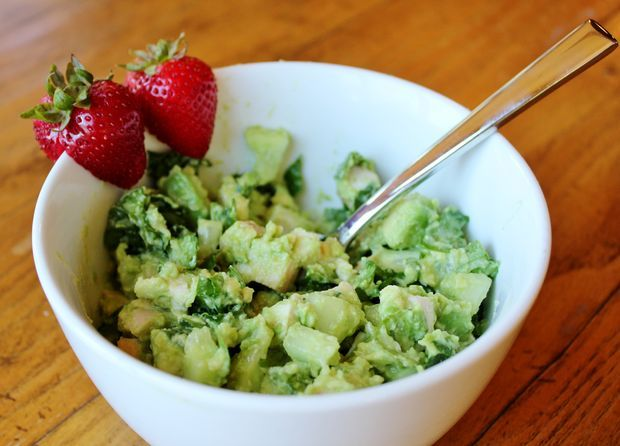 Picture of Green Chicken Salad (Paleo to Go)