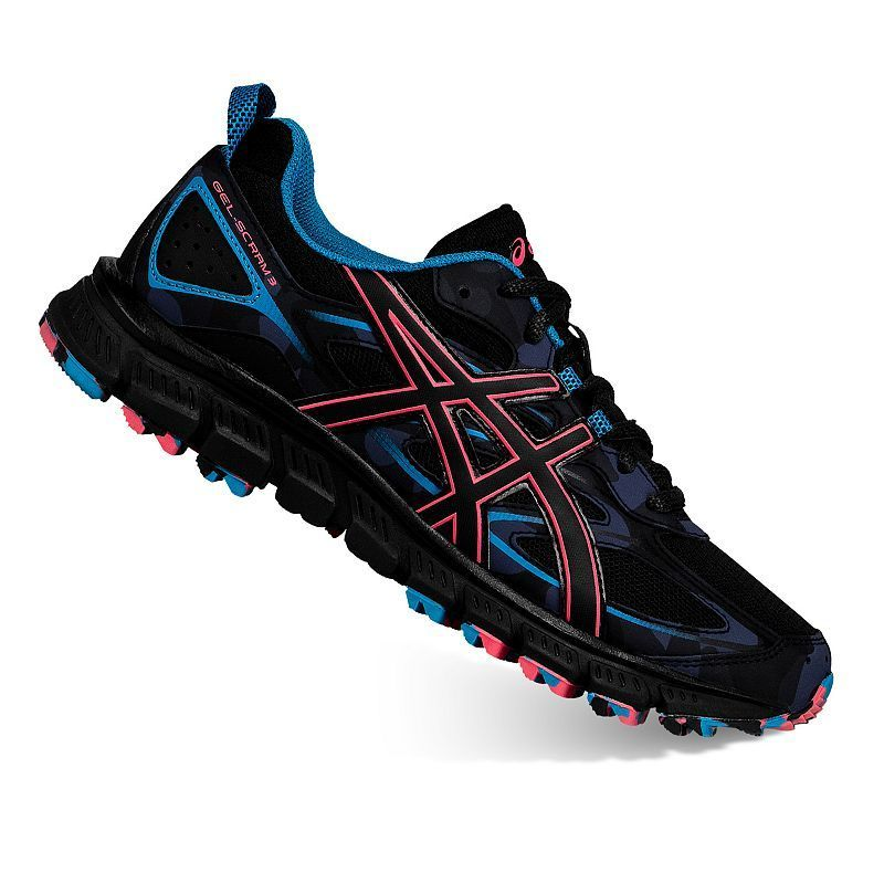 ASICS GEL Scram 3 Women's Trail Running Shoes   Asics