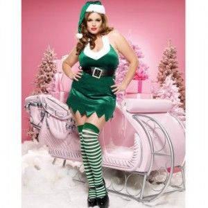 33d6090545f elf plus size costume - Christmas Women s Plus Size Costume -  http   womensplussizecostume