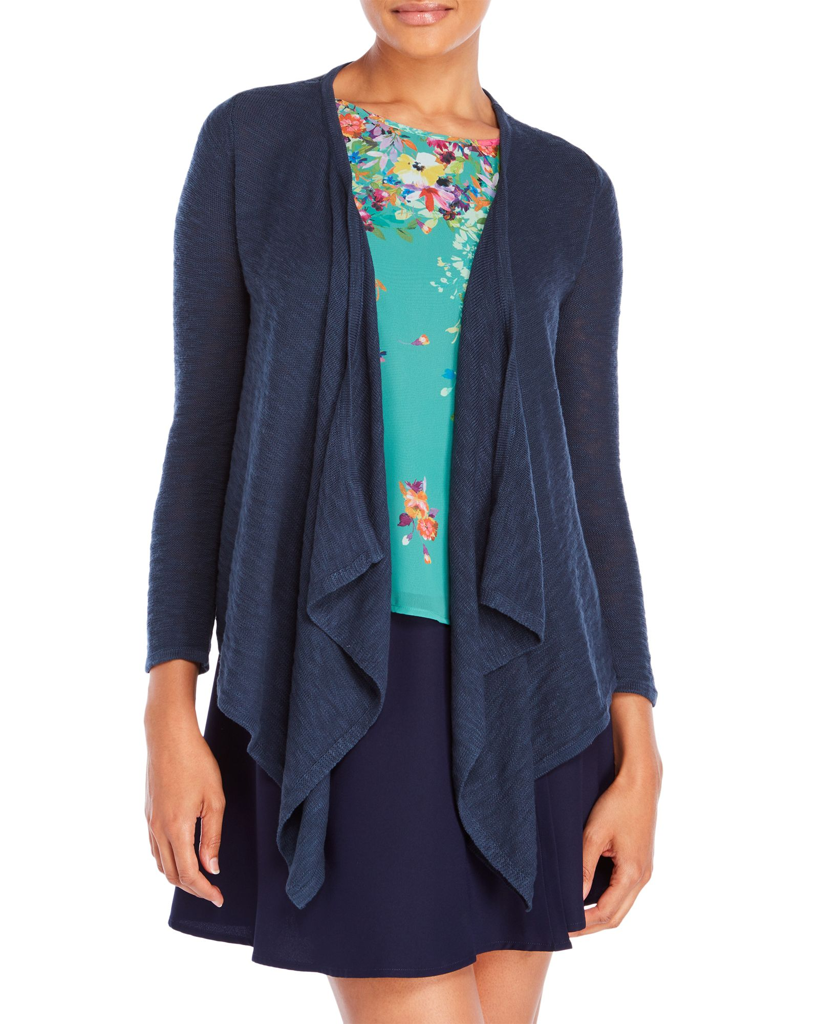 Yumi Lace Back Waterfall Cardigan | *Apparel & Accessories ...