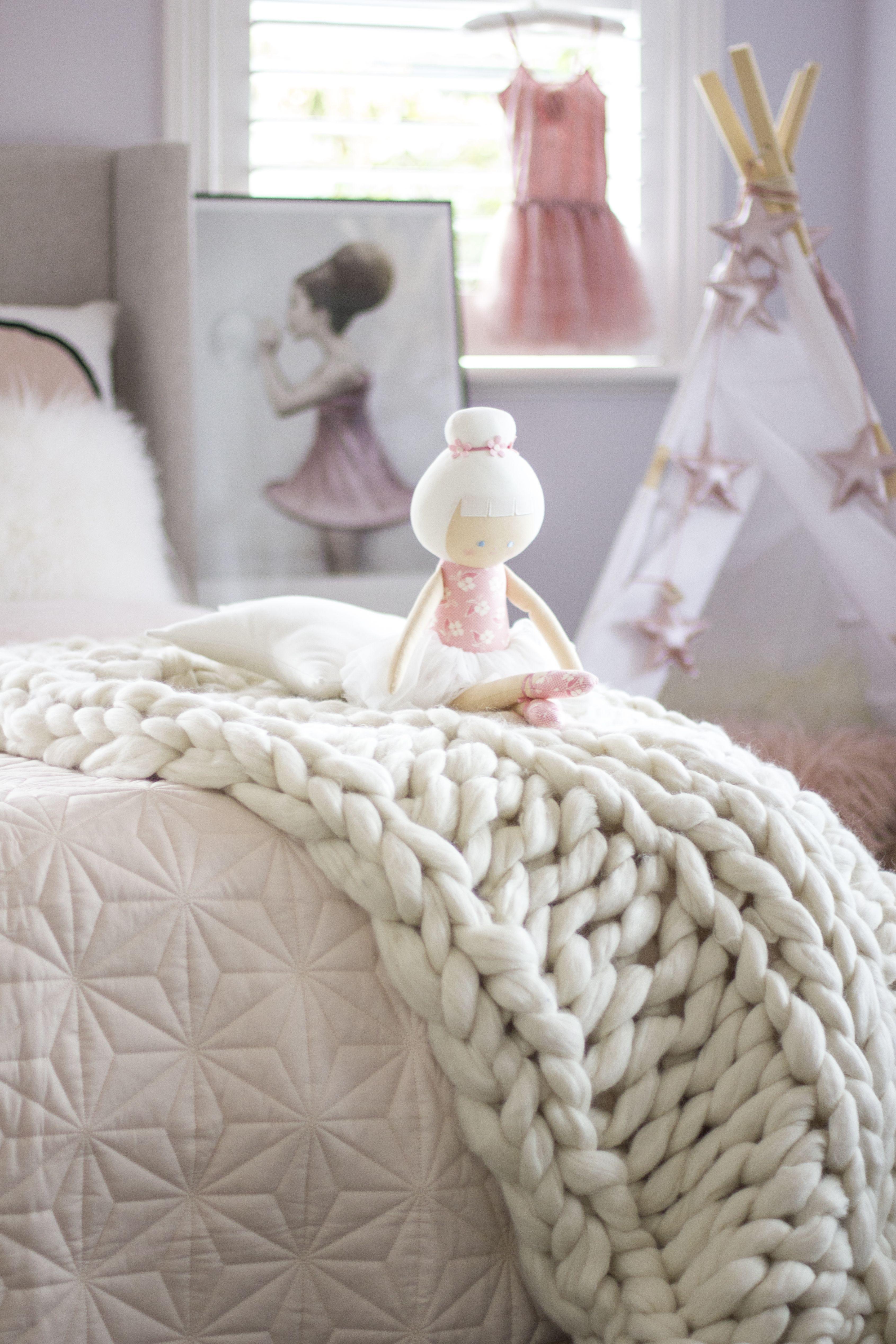 Dreamy Kids Little Girls Bedroom