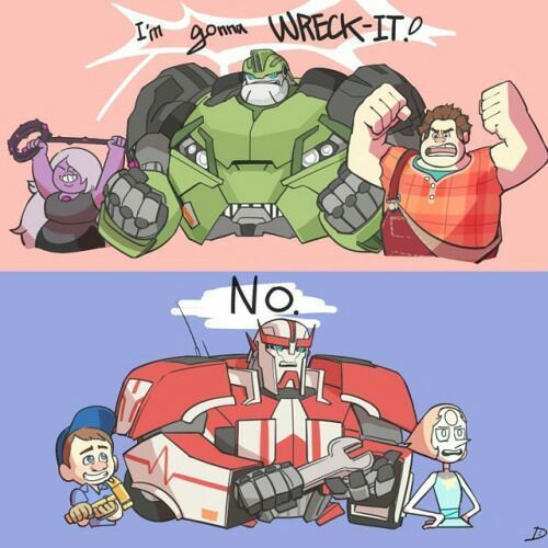 Transformers Prime: Spoofs and Bloopers - No | Steven