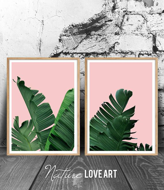 Tulum Banana Leaves Framed Print By Jane Wilder 42 X 28 Ridged Distressed Frame Espresso No Mat At Pottery Barn Framed Prints Pottery Barn Wall Art White Wall Art