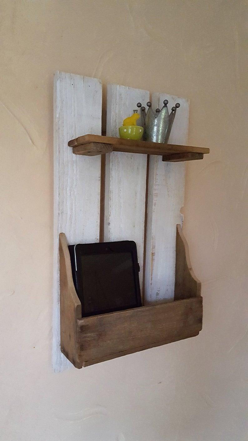 Vintage Hand Carved Display Shelf Antique White Diy Decor Home Diy Diy Furniture