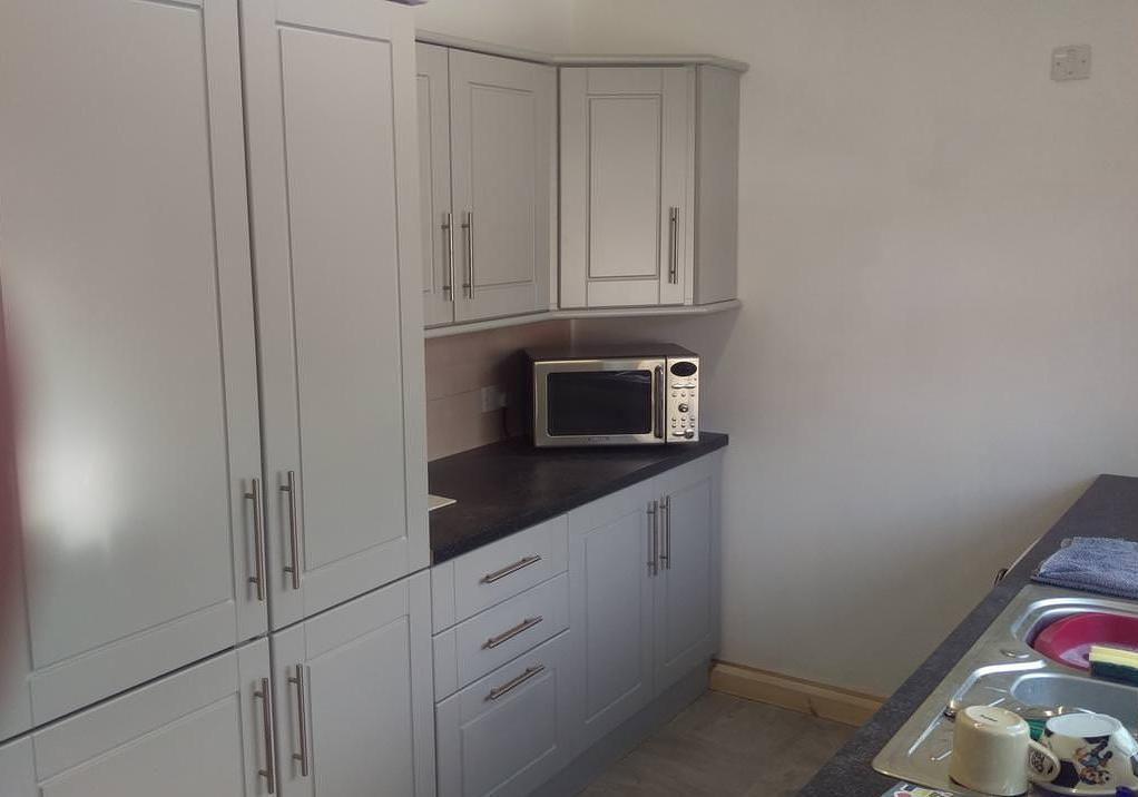 Johnstone S Pale Grey Cupboard Paint Google Search Kitchen Cupboards Paint Kitchen Cupboards Grey Cupboards