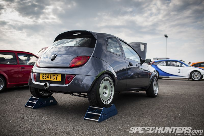 The Ka Cosworth Speedhunters Ford Streetka Ford Car Ford