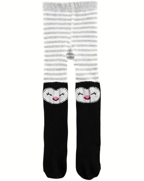 753e0f7994a50 Penguin Tights | Products | Baby girl accessories, Carters baby girl ...
