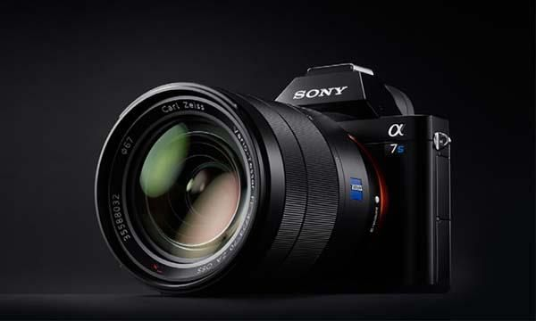 Sony A7S Full-Frame Mirrorless Camera