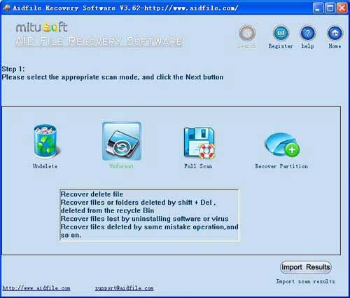Folder Recovery Folder Recovery Software Recover Deleted Folder