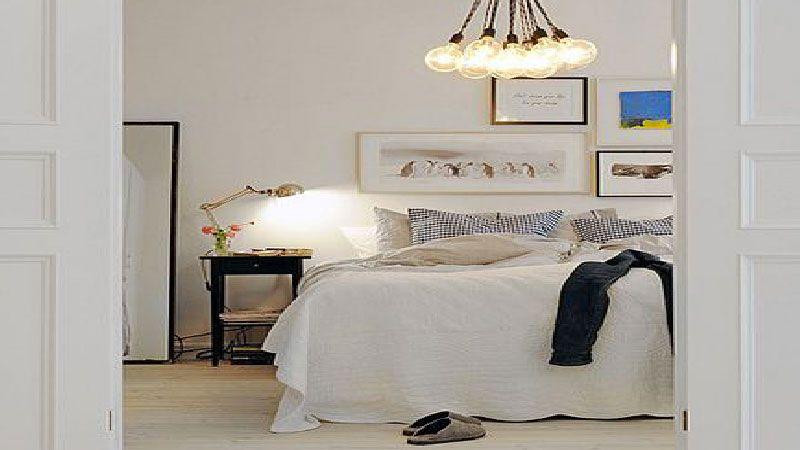 11 chambres blanche pour bien se reposer ! Bedrooms