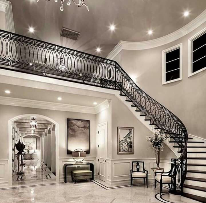 15 Incredible Mediterranean Staircase Designs That Will: Pin By Bagless Shopping On Amazing Homes & Estates