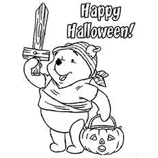 25 Amazing Disney Halloween Coloring Pages For Your Little Ones Disney Coloring Pages Free Halloween Coloring Pages Halloween Coloring Pages