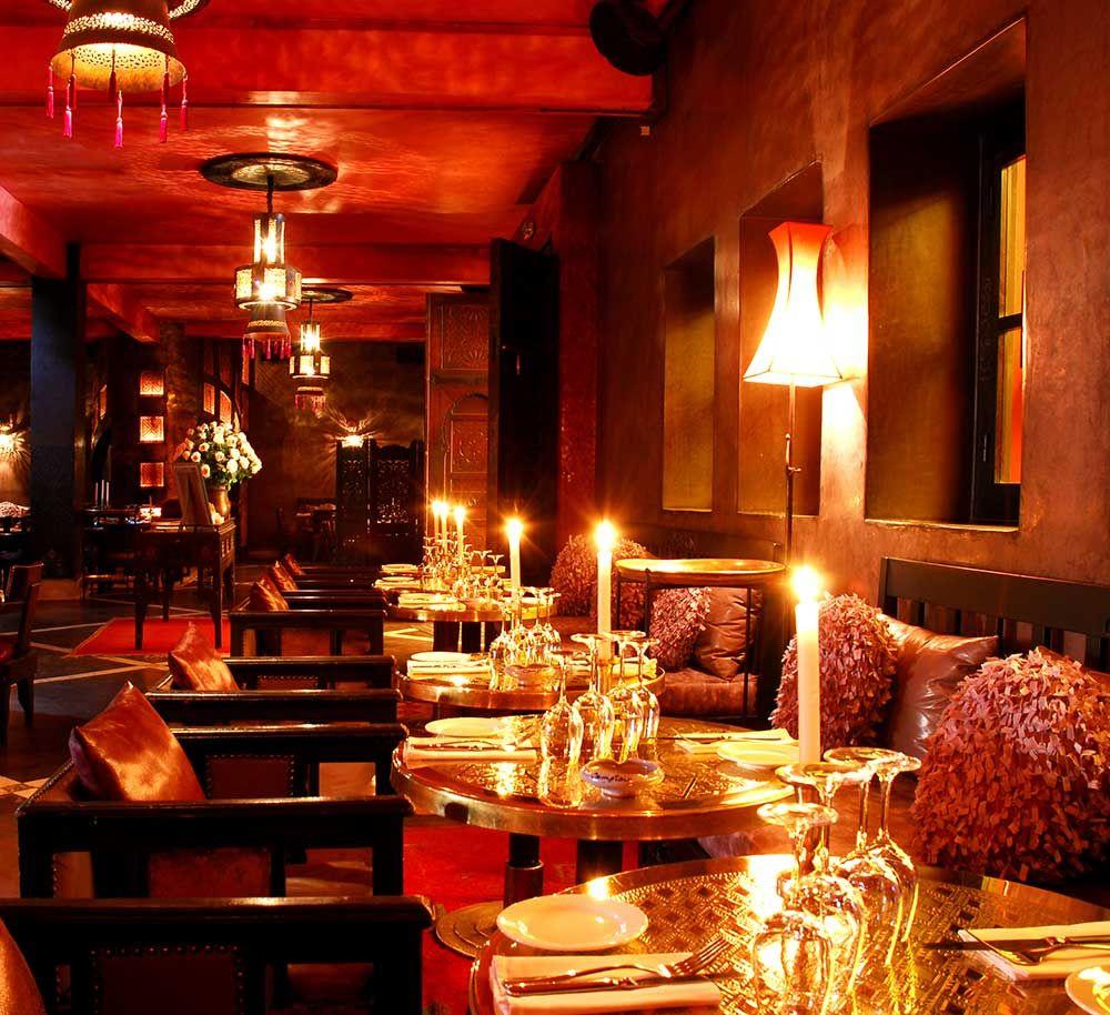 Comptoir Darna Gastronomic Moroccan Restaurant In Marrakech Moroccan Restaurant Marrakech Cool Restaurant
