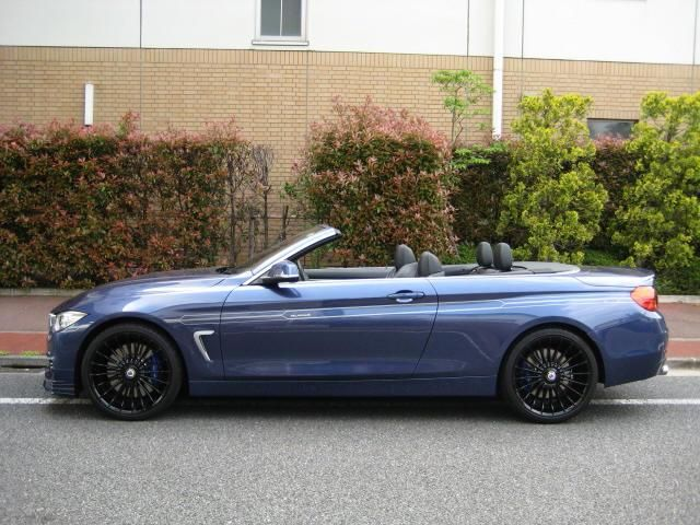 BMW_ALPINA B4 BITURBO CABRIO | 2015 | BLUE | 4,000 km | details.- Japanese used cars.Goo-net Exchange