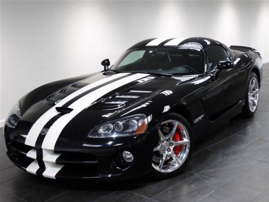 2008 Dodge Viper Srt 10 Coupe In Rolling Meadows Il 60008 Coupe