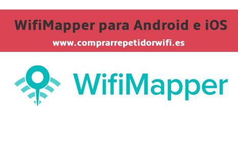 Descargar Wifi Mapper Para Android O Ios Y Encuentra Wifi Gratis