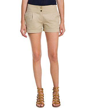 Tory Burch khaki shorts