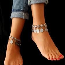 Image result for ankle charms