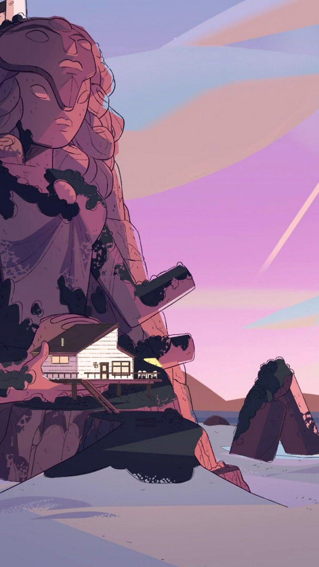 Steven Universe Phone 8 Wallpaper en 2020