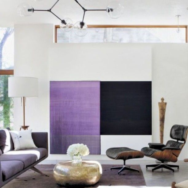 ready...set...Eames... { by Nick Johnson} #interiordesign #livingroom