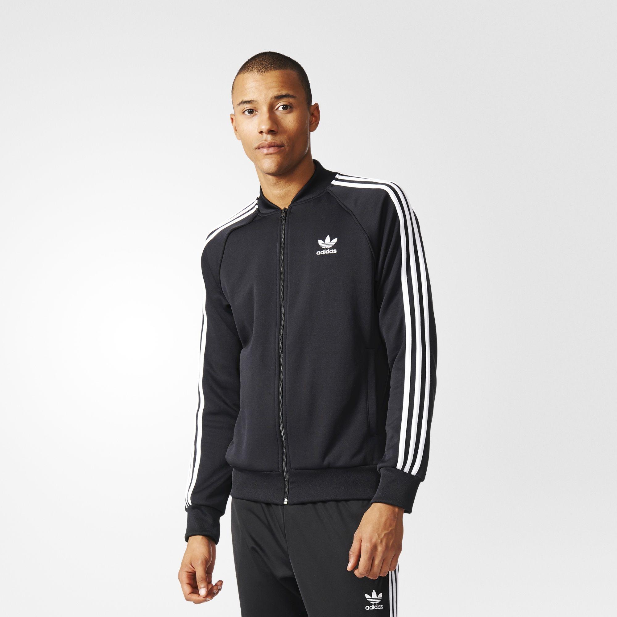 cbf081c3ff4b74 adidas - Superstar Track Jacket Adidas Jacket