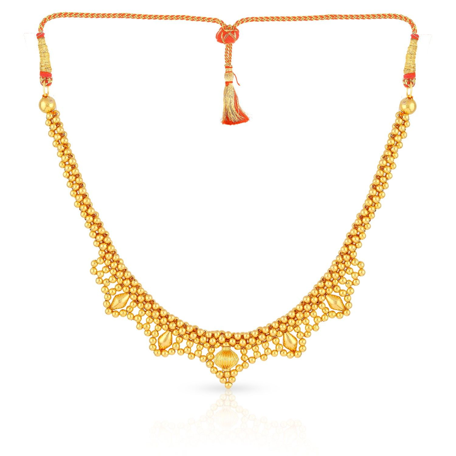 Malabar Gold Necklace MHAAAAAABUSX | Blings & Baubles | Pinterest ...