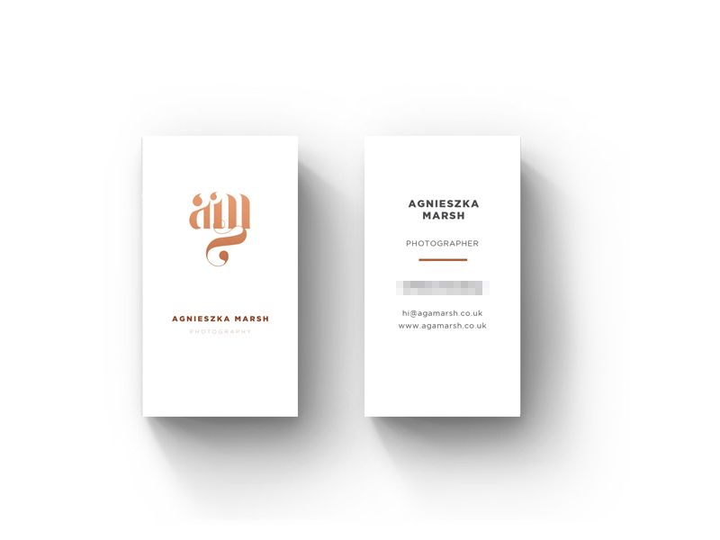 Business Card Ideas: Get Inspired by 24 Examples | Business cards ...
