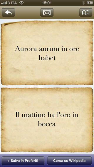 Frasi Famose Latine