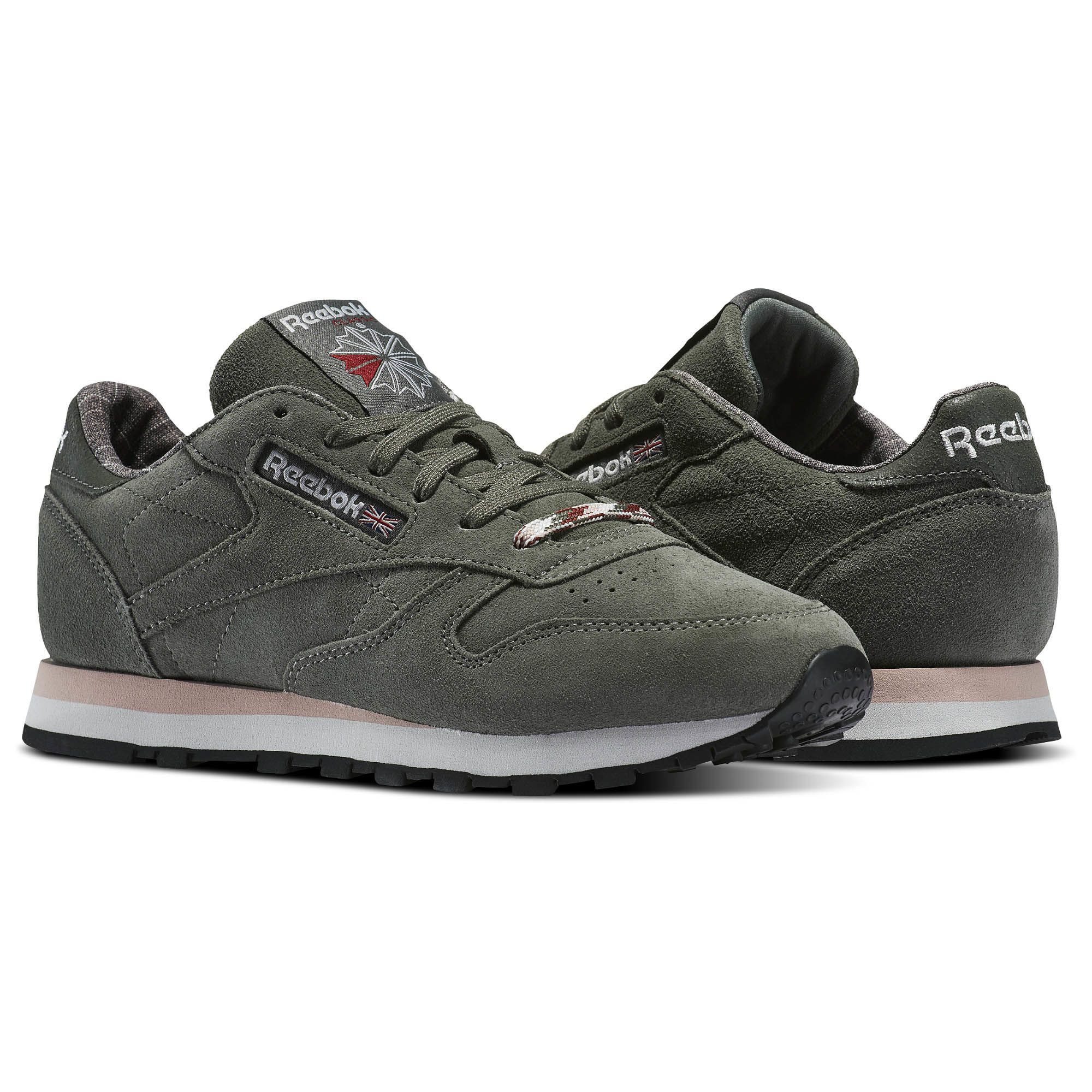 timeless design 339a3 4ae2e Reebok - Classic Leather W W Reebok Clasicas, Zapatillas De Cuero, Zapatos,  Tienda Oficial