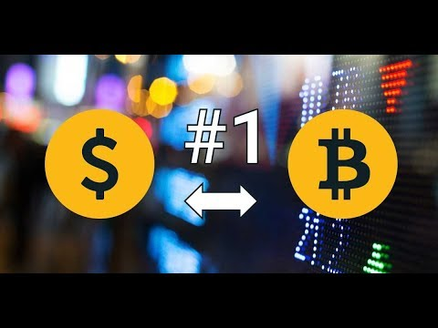 When was the first trade for bitcoin on an exchange