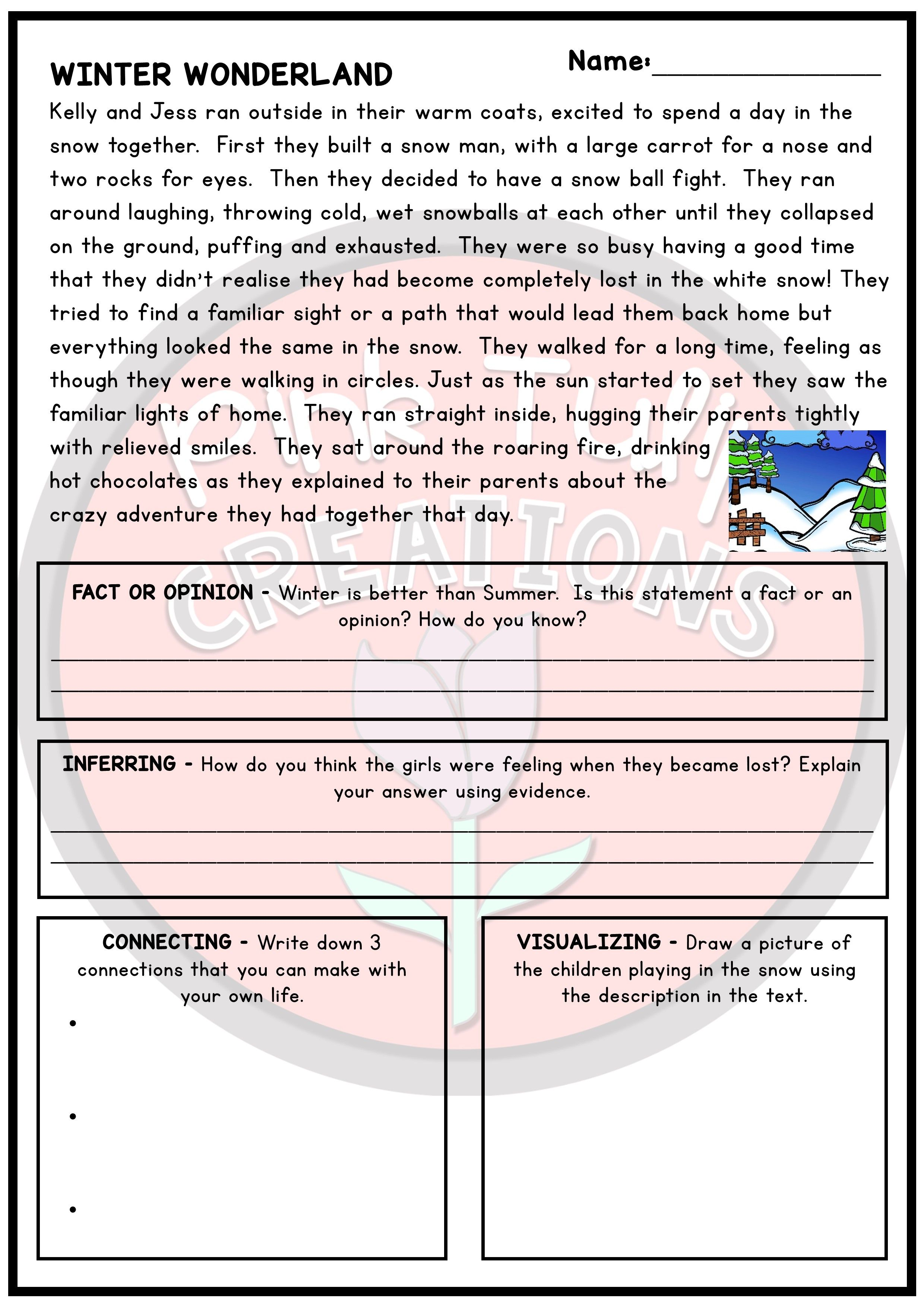 30 Engaging Reading Passages With A Range Of Reading