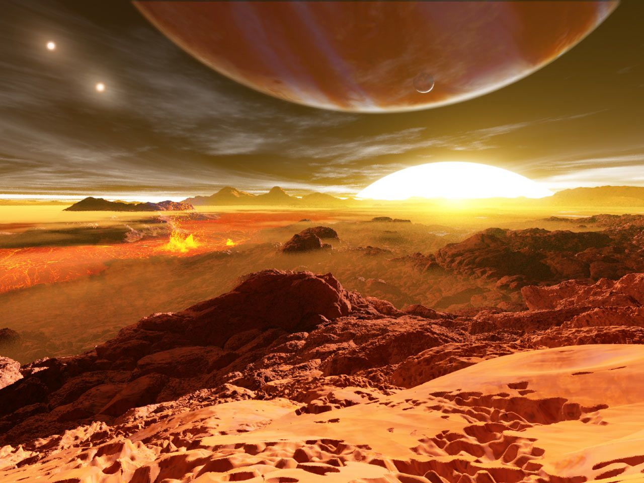 NASA Astronomers Discover 715 New Exoplanets Feb 27 2014