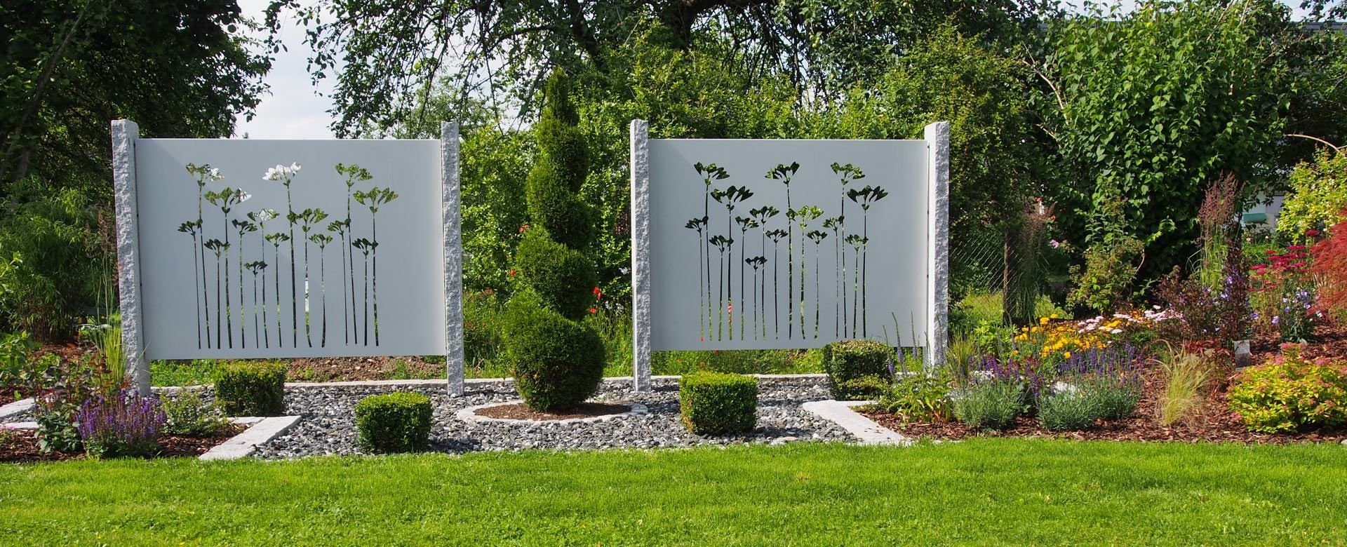 Sichtschutz Garten Niedrig (mit Bildern) Sichtschutz