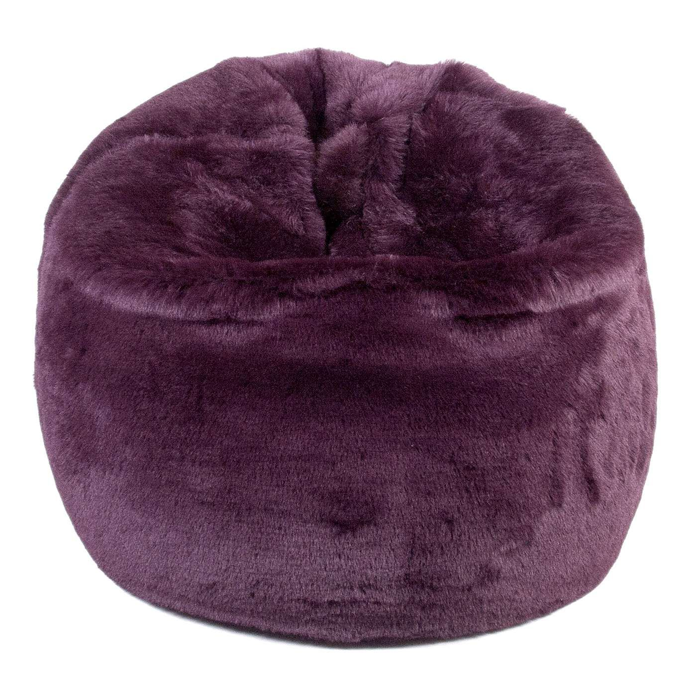 Fine Chinchilla Faux Fur Bean Bag Pickle Faux Fur Bean Bag Inzonedesignstudio Interior Chair Design Inzonedesignstudiocom