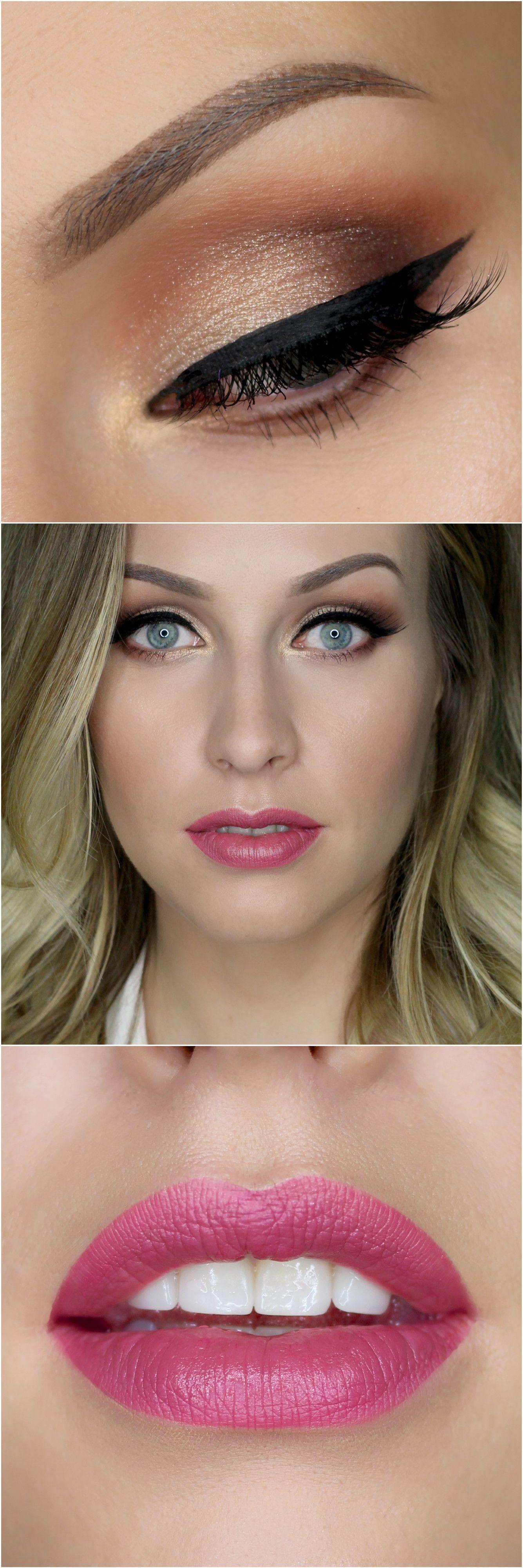 Everyday Fall Makeup Tutorial with Video! Fall makeup