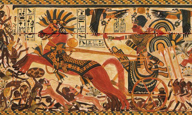 Deuxième période intermédiaire - Antiquité, Égypte antique