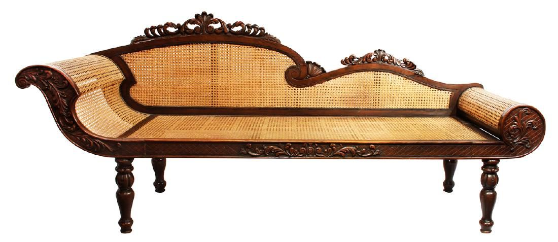 Divan C 19th Century Antique Chairs Wood Furniture Furniture