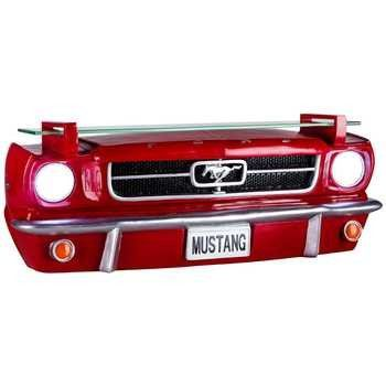 Red 1964 1 2 Ford Mustang Shelf Mustang Ford Mustang Car Themed Rooms