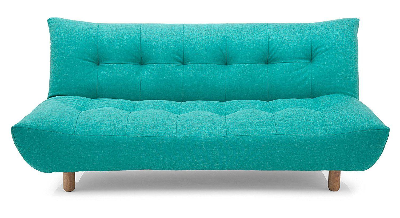 Urban Ladder Palermo Sofa Cum Bed (Blue) - Best Home and Kitchen ...
